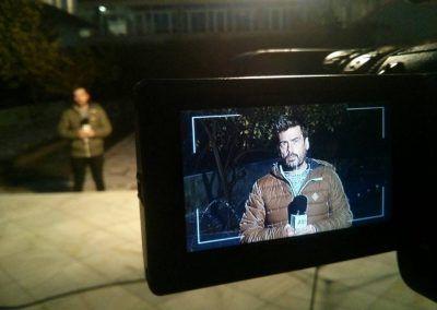 masterclass para ser reportero de televisión