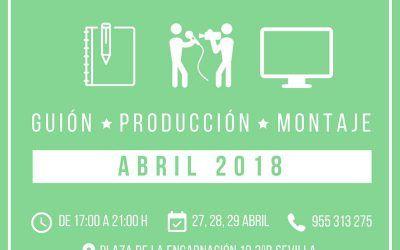 Curso de Reportero – Abril 2018