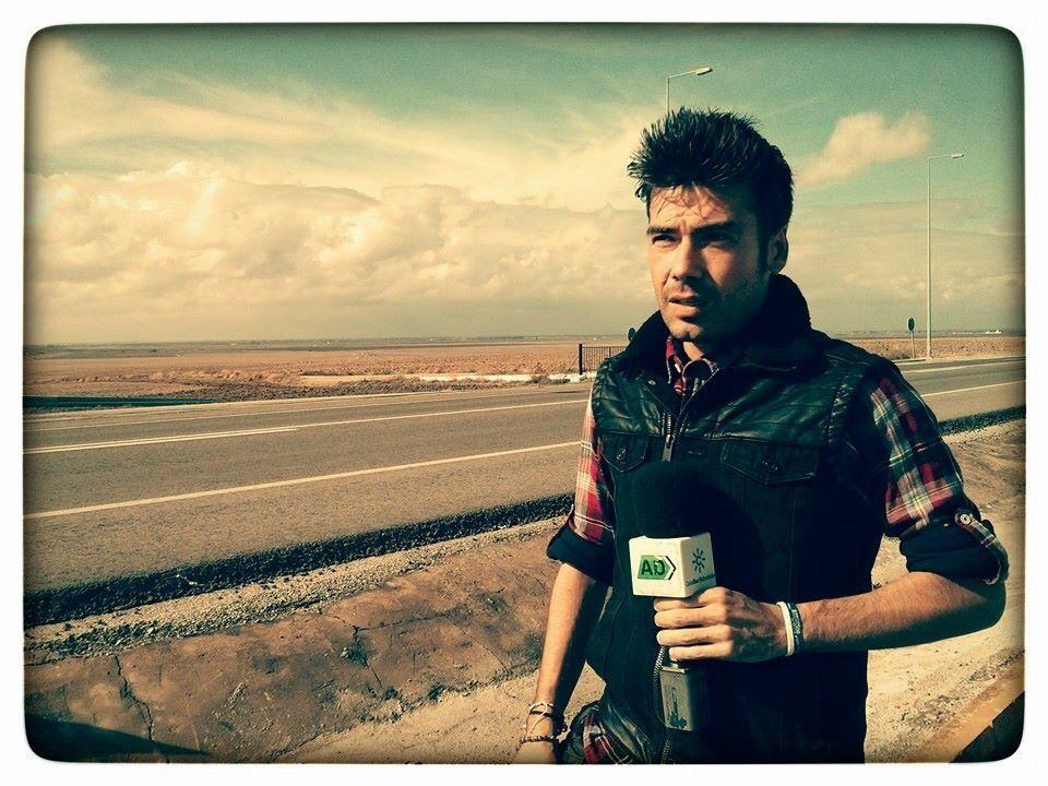 Fernando Blogosur curso de reportero