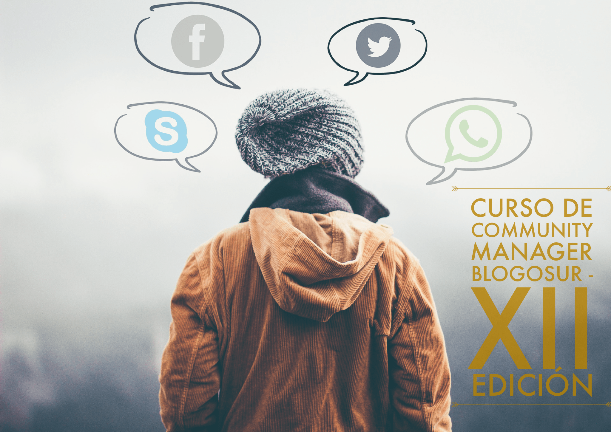 Curso de Community Manager de Blogosur