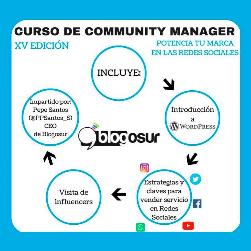 curos community manager en sevilla blogosur